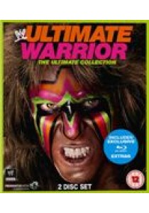 WWE - Ultimate Warrior Matches (Blu-Ray)