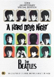 Beatles - A hard day's night (DVD)