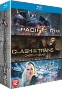 Action set 2014 (Blu-Ray)