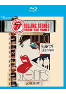 Rolling Stones - From The Vault - Hampton Coliseum 1 (Blu-Ray)