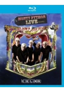 Monty Python - Live (Mostly) - One down five to go (Blu-Ray)