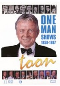 Toon Hermans - One Man Shows 1958 - 1997 (DVD)