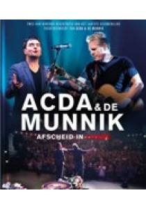 Acda & de Munnik - Afscheid in Carre (Blu-Ray)