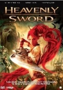 Heavenly sword (DVD)