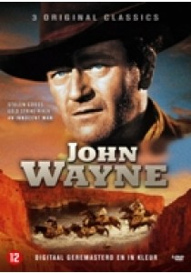John Wayne - Classic western (DVD)