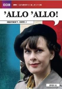 Allo allo - Seizoen 7 deel 1 (DVD)