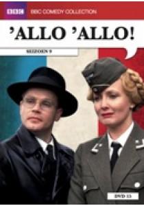Allo allo  - Seizoen 9  (DVD)
