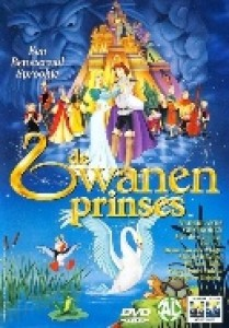 Zwanenprinses 1 (DVD)
