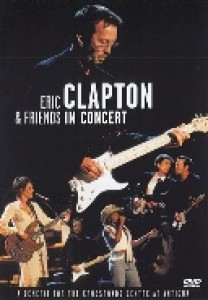 Eric Clapton - Benefit For the Crossroads (DVD)