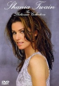 Shania Twain - platinum collection (DVD)
