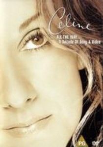 Celine Dion - All the way (DVD)