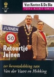 Van Kooten & De Bie - retourtje Juinen (DVD)