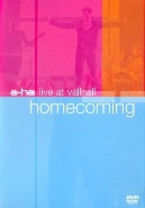 A-Ha - Live at Vallhall Homecoming (DVD)