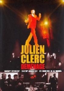 Julien Clerc - Demenage (DVD)