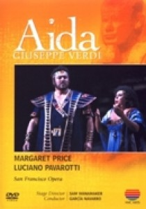 Aida - San Francisco Opera (DVD)