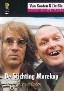 Van Kooten & De Bie - de stichting morekop (DVD)