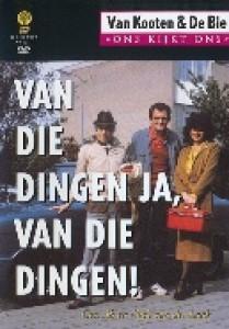 Van Kooten & De Bie - van die dingen ja, van die dingen (DVD)