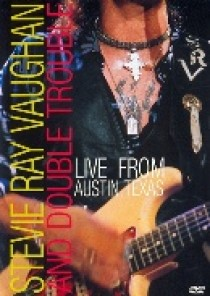 Stevie Ray Vaughan - live Austin Texas (DVD)