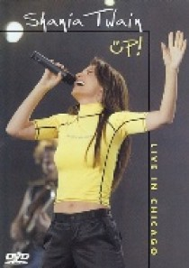 Shania Twain - Up live in Chicago (DVD)