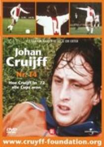 Johan Cruijff - Nr.14 (DVD)