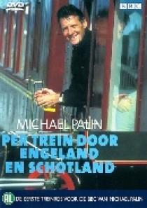 Michael Palin - Per trein door Engeland en Schotland (DVD)