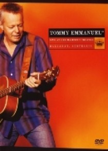 Tommy Emmanuel - Live at her Majesty's theatre (DVD)