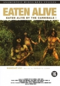 Eaten alive by the cannibals (DVD)