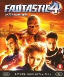 Fantastic 4 (2005) (Blu-Ray)