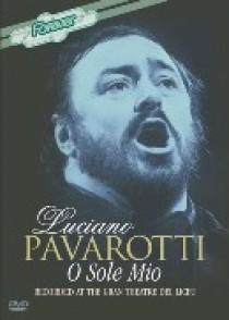 Luciano Pavarotti - o sole mio (DVD)