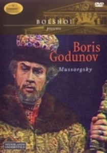 Boris Godunov Mussorgsky (DVD)