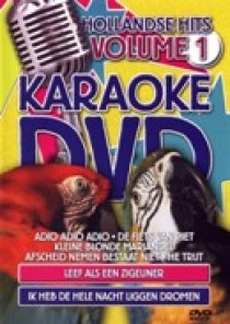 Karaoke dvd - Hollandse hits 1 (DVD)