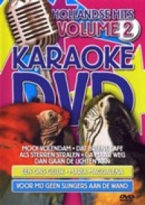 Karaoke dvd - Hollandse hits 2 (DVD)