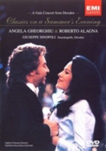 Alagna, Gheorghiu, Sinopoli - Classics On A Summer Evening (DVD)