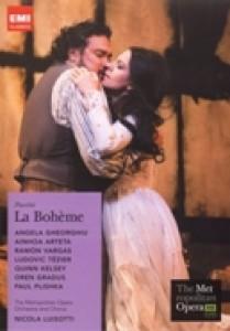 Angela Gheorghiu - Puccini La Boheme (Live From (DVD)