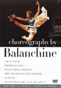Balanchine/Ny City Ballet - Chaconne/Prodigal Son (DVD)