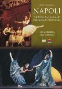 Royal Danish Ballet - Napoli (DVD)
