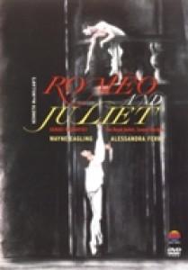 Royal Ballet Covent Garden - Romeo And Juliet (DVD)