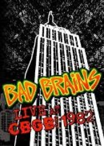 Bad Brains - Live Cbgb 1982 (DVD)