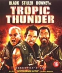Tropic thunder (Blu-Ray)