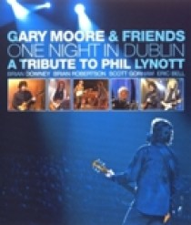 Gary Moore & Friends - One Night In Dublin A Tribute To Ph (Blu-Ray)