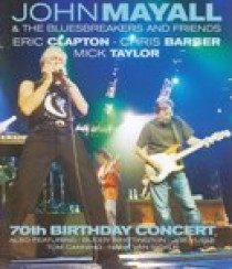 John Mayall - 70Th Birthday Concert (Blu-Ray)