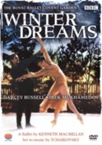 The Covent Garden Royal Ballet - Winter Dreams (DVD)