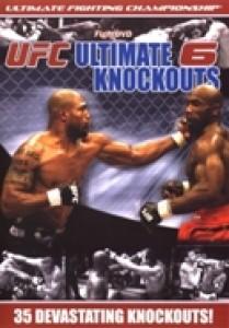 UFC - ultimate knockouts 6 (DVD)