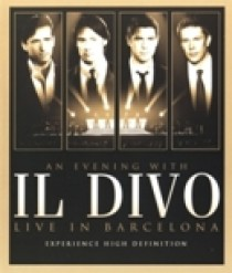 Il Divo - An Evening With Il Divo - Live (Blu-Ray)