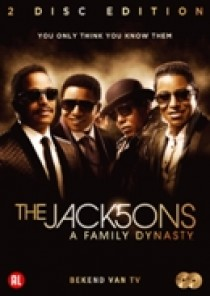 The Jacksons - A family dynasty (DVD)