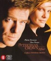 Thomas Crown affair (1999) (Blu-Ray)