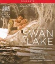 Nunez/Soares/The Royal Ballet - Swan Lake (Blu-Ray)