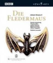Lindskog/Petrova/Allen/London Philh - Die Fledermaus (Blu-Ray)