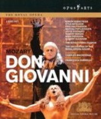 Keenlyside/Persson/Ketelsen/Royal O - Don Giovanni (Blu-Ray)