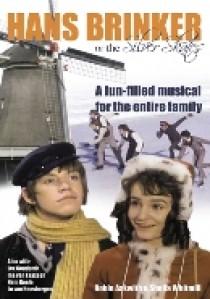 Hans Brinker of de zilveren schaatsen (DVD)